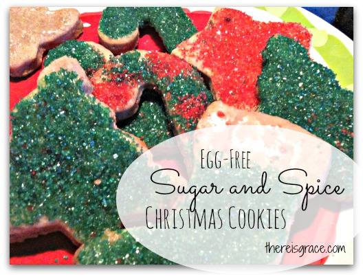 egg-free-christmas-cookies