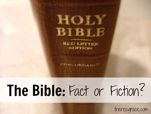 4 Ways to teach our children the Bible is more than a collection of good stories.