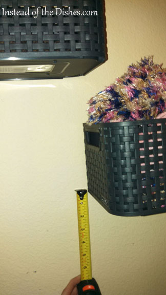 bin measuring