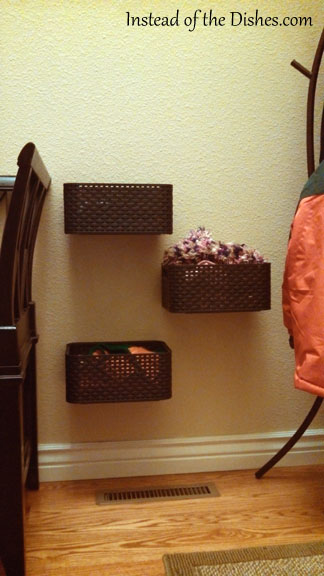 Tame the Polar Gear Vortex...a simple solution to organize your winter gear.