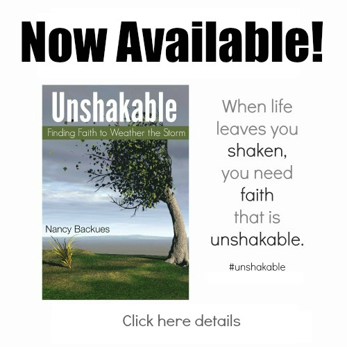 Unshakable: Now Available!