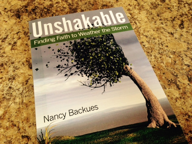 Unshakable: It's Here!