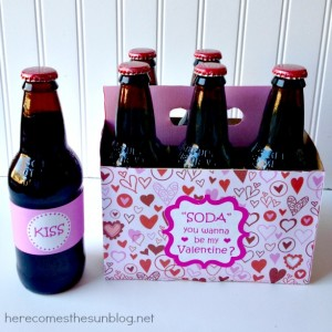 Soda Pop Valentine from herecomesthesunblog7