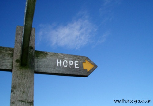 Finding Hope When Life Sucks