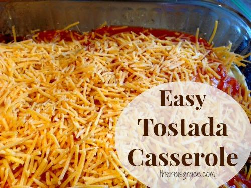 Tostada Casserole