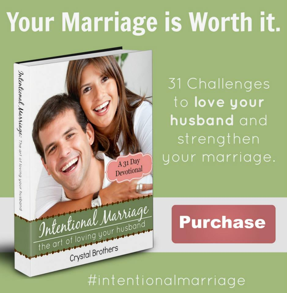 Intentional Marriage {a review}