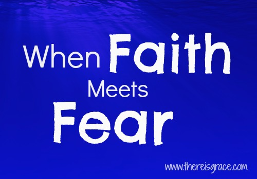 When Faith Meets Fear