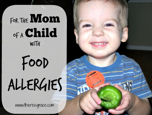 For the Mom of a Child with Food Allergies