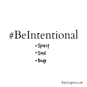Becoming Intentional in 2015